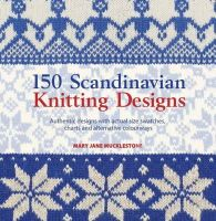 Mucklestone, Mary Jane - The Knitter's Directory of Scandinavian Stitch Designs - 9781844489343 - V9781844489343