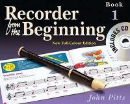Pitts, John - Recorder from the Beginning - 9781844495184 - V9781844495184