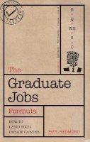 Redmond, Paul - The Graduate Jobs Formula - 9781844552115 - KLJ0017287