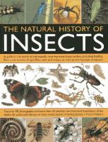 Walters, Martin - The Natural History of Insects - 9781844764686 - V9781844764686