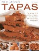 Aris, Pepita - 50 Classic Tapas - 9781844765294 - V9781844765294