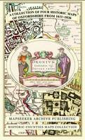 Mapseeker Publishing Ltd - A Collection of Four Historic Maps of Oxfordshire from 1611-1836 (Historic Counties Maps Collection) - 9781844918140 - V9781844918140