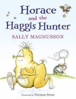 Sally Magnusson - Horace the Haggis - 9781845024369 - V9781845024369