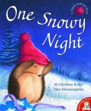 Butler, Christina M., MacNaughton, Tina - One Snowy Night - 9781845060305 - KAK0009306