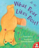 Ritchie       , Alison - What Bear Likes Best! - 9781845061043 - V9781845061043
