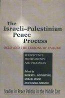- Israeli-Palestinian Peace Process - 9781845190583 - V9781845190583