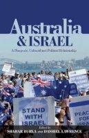Shahar Burla - Australia & Israel: A Diasporic, Cultural and Political Relationship - 9781845196882 - V9781845196882
