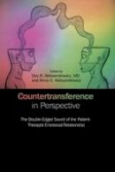 Aleksandrowicz, Dov - Countertransference in Perspective: The Double-Edged Sword of the Patient– Therapist Emotional Relationship - 9781845197919 - V9781845197919