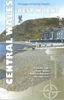 Anwen Sian Parry - Central Wales (Carreg Gwalch Best Walks) - 9781845242190 - V9781845242190