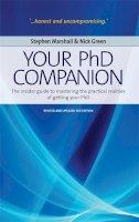 Marshall, Stephen; Green, Nick - Your PHD Companion - 9781845283926 - V9781845283926