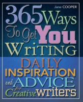 Cooper, Jane - 365 Ways to Get You Writing - 9781845284923 - V9781845284923