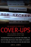 Jon E. Lewis - The Mammoth Book of Cover-ups - 9781845296087 - KTG0013073