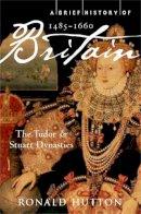 Hutton, Ronald - Brief History of Britain - 9781845297046 - V9781845297046