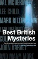 Jakubowski, Maxim - The Mammoth Book of Best British Mysteries - 9781845297114 - V9781845297114