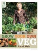 Carol Klein - Grow Your Own Veg (Rhs) - 9781845332938 - KSS0005364