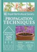 N a - Rhs Propagation Techniques 2012 UK - 9781845337810 - V9781845337810