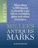 Miller, Judith - Miller's Antique Marks - 9781845337988 - KRA0002155