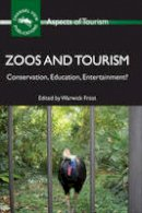 Warwick Frost - Zoos and Tourism - 9781845411633 - V9781845411633