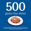 Carol Beckerman - 500 Gluten-free Dishes - 9781845434755 - KTG0016007