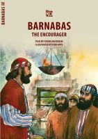 Carine MacKenzie - Barnabas: The Encourager (Bible Wise) - 9781845502904 - V9781845502904