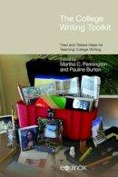 Martha C. Pennington - The College Writing Toolkit - 9781845534530 - V9781845534530