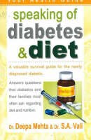 Mehta, Deepa (Dr.); Vali, S. A. (Dr.) - Speaking of Diabetes and Diet - 9781845571887 - V9781845571887