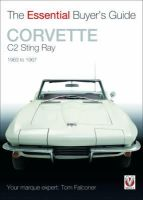 Falconer, Tom - Corvette C2 Sting Ray 1963-1967 - 9781845843298 - V9781845843298