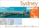 PopOut Maps - Sydney PopOut Map: pop-up city street map of Sydney city center - folded pocket size travel map (Popout Maps) - 9781845879617 - V9781845879617
