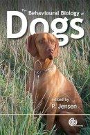 Jensen, Per - The Behavioural Biology of Dogs: (Cabi Publishing) - 9781845931872 - V9781845931872