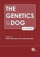 Elaine A. Ostrander - The Genetics of the Dog - 9781845939403 - V9781845939403