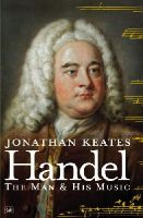 KEATES, JONATHAN - Handel - 9781845951153 - V9781845951153