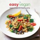 Ryland Peters & Small - Easy Vegan (Cookery) - 9781845979584 - V9781845979584
