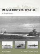 McComb, Dave - US Destroyers 1942-45 - 9781846034442 - V9781846034442