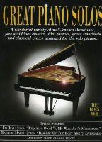 Various - Great Piano Solos - 9781846093890 - V9781846093890