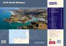 Imray - Imray Chart Pack 2510: North Brittany (2000 Series) - 9781846236556 - V9781846236556