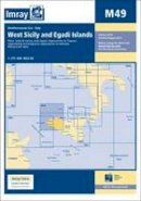 Imray - Imray Chart: West Sicily and Egadi Islands (M Series) - 9781846236563 - V9781846236563