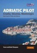 T & D Thompson - Adriatic Pilot - 9781846236907 - V9781846236907