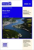 Imray - Imray Chart: River Dart (2000 Series) - 9781846237348 - V9781846237348