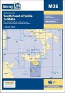 - M36 South Coast of Sicily and Malta (Imray M Chart) - 9781846237713 - V9781846237713