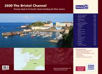 Imray - Imray Chart Pack: Bristol Channel (2000 Series) - 9781846238604 - V9781846238604