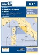 Imray - Imray Chart M17: North Tuscan Islands to Rome (M Series) - 9781846238765 - V9781846238765