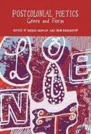 Patrick Crowley, Jane Hiddleston - Postcolonial Poetics - 9781846317453 - V9781846317453