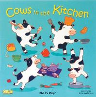 Airlie Anderson - Cows in the Kitchen (Classic Books with Holes) - 9781846432088 - V9781846432088