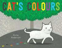 Anderson, Airlie - Cat's Colours - 9781846437601 - V9781846437601