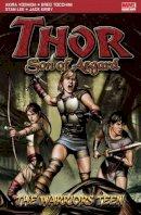 Yoshida, Akira - Warriors Teen (Marvel Pocketbooks) - 9781846531392 - V9781846531392