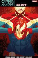 Ruth Fletcher-Gage, Christos Gage, Kris Anka - Captain Marvel Vol. 2: Civil War II - 9781846537707 - V9781846537707