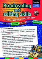 - Proofreading and Editing Skills: Extension: Practical Activities Using Text Types - 9781846540035 - V9781846540035