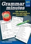 RIC Publications - Grammar Minutes Book 6: Book 6 - 9781846542992 - V9781846542992