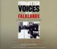 McManners, Hugh - Forgotten Voices of the Falklands Part 1 - 9781846570575 - V9781846570575