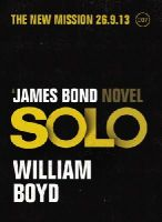 William Boyd - James Bond: The New Mission: 26.09.13 - 9781846573774 - V9781846573774